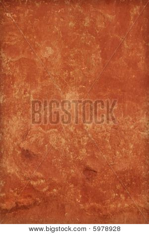 Grunge Painted Wall Background