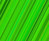Abstract dynamic backgroundGreen .for your web design. poster