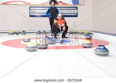 Curling Concentration