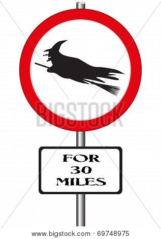 Witches For 30 Miles