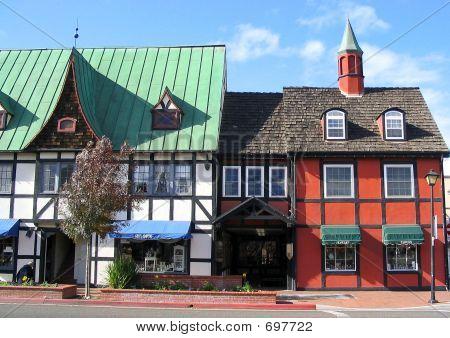 Old World Shops