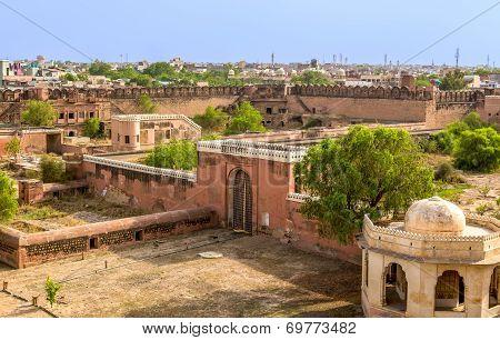 Bikaner Fort