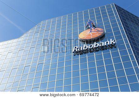 Headquarters Of Dutch Bank