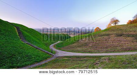 Kernave Hills