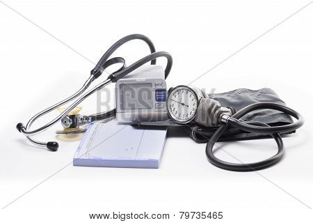 Tools For Diagnosis And Treatment Of High Blood Pressure