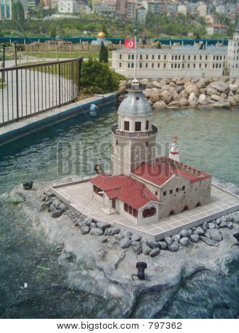 Maiden's Tower (Miniature)
