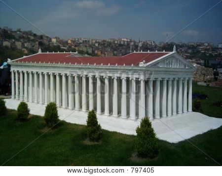Temple of Artemis (Miniature)