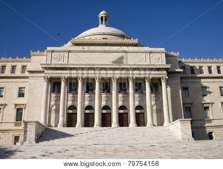 City Hall In San Juan