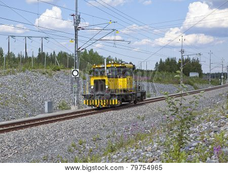 BOTHNIA LINE, SWEDEN ON JULY 23.