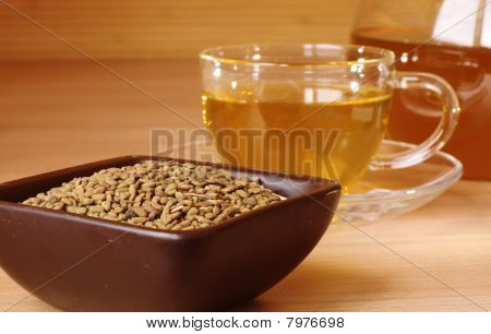 Egyptian Yellow Tea