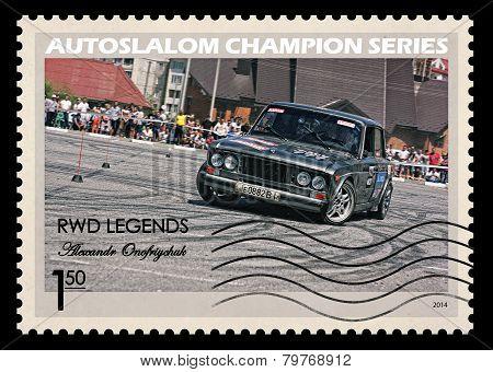 Post Stamp. Rwd Legends