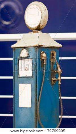 Antique Gas Pump.
