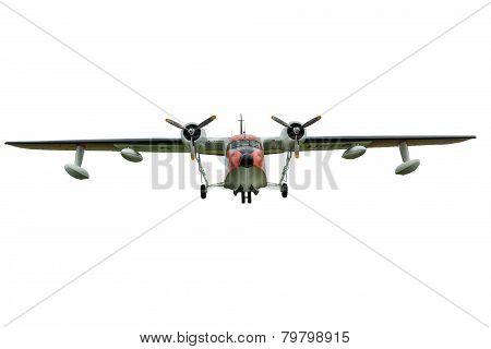 Hu-16E Albatross Sea Plane