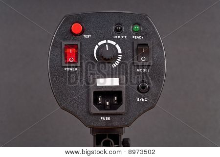 Professional Photography Strobe Light