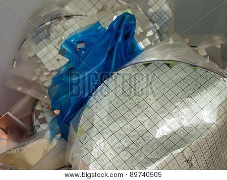 Silicon Wafer Scrap