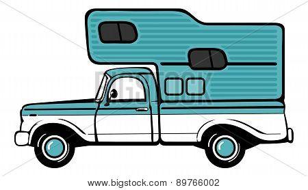 Classic Camper Shell