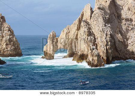 Los Cabos Mexico Arch