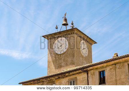 Medieval Clocktower