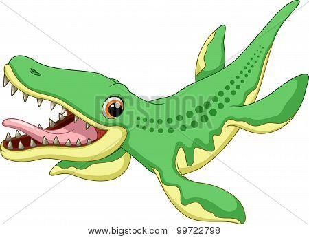 liopleurodon cartoon