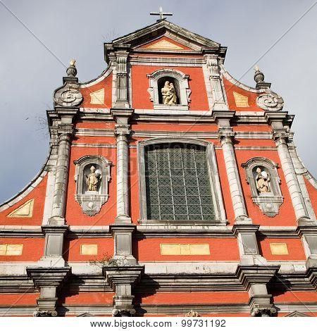Church, Liege, Belgium