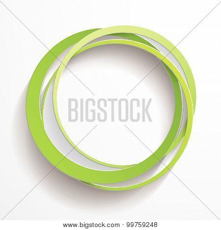 Green Paper Bg