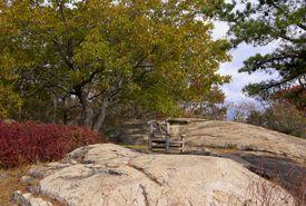 Autumn Colors on Bear Mountain, new York