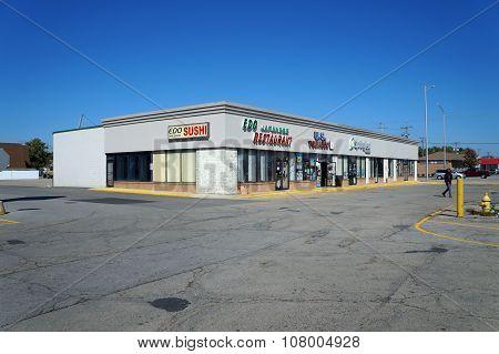 Joliet Strip Mall