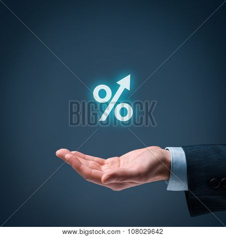 Percentage Growth