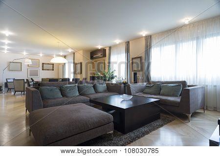 Specious Bright Living Room
