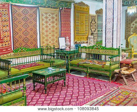 The Carpets In Interior