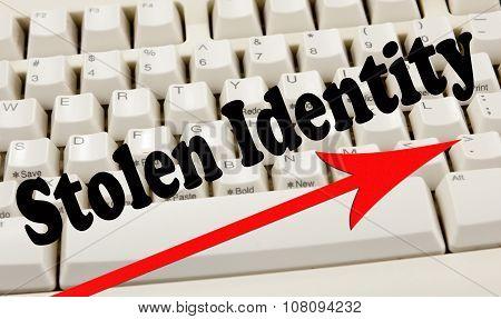 Stolen Identity Keyboard