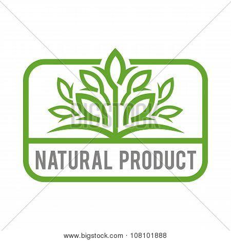 Logo Nature Product