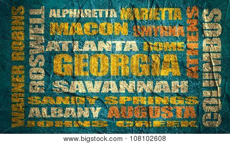 georgia state cities list