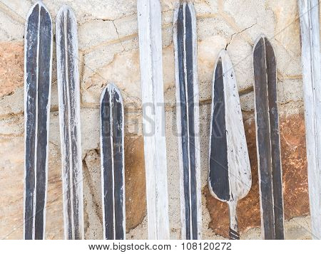Maasai Weapons