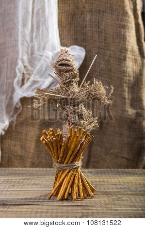 Straws And Voodoo Doll