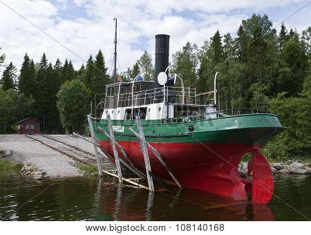 GALTSTROM, SWEDEN ON JULY 19