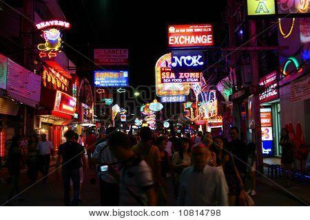 Pattaya, Thailand.