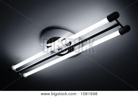 荧光灯照明