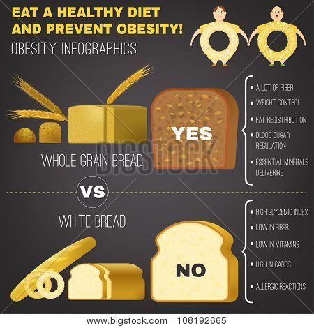White Whole Grain Bread