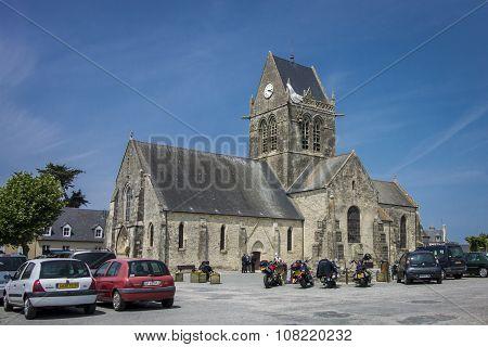 Sainte Mère Eglise Church