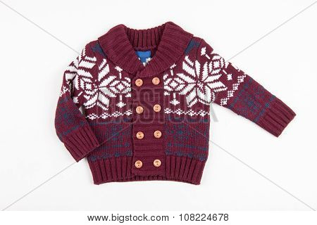 Children Warm Vest (sweater)