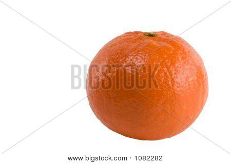 Tangerine Isolation