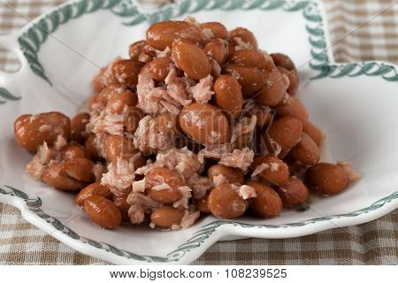 Beans Tuna Fish Salad