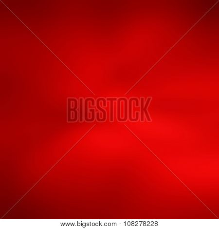 Abstract Red Background Layout Design, Web Template With Smooth Gradient Color And Light Vintage Gru