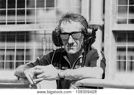 Renualt team Alain Prost