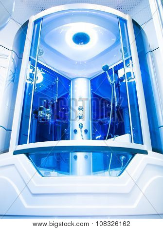 Modern Shower Box