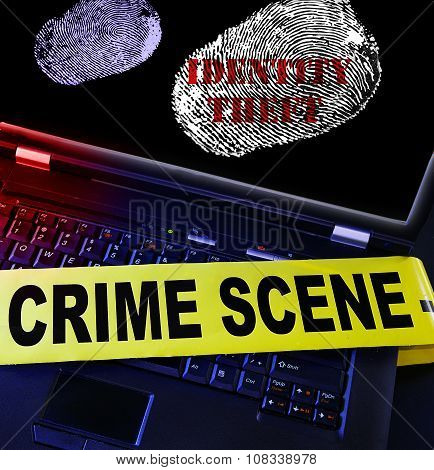 Identity Theft Cybercrime