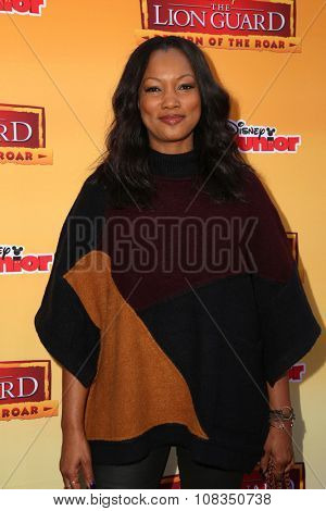 LOS ANGELES - NOV 14:  Garcelle Beauvais at the
