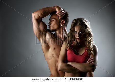 Girl upset her narcissistic boyfriend behavior