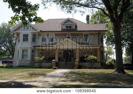 Lockport Mansion